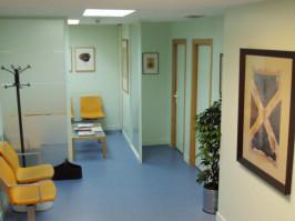 sala de consultas de cardiologia